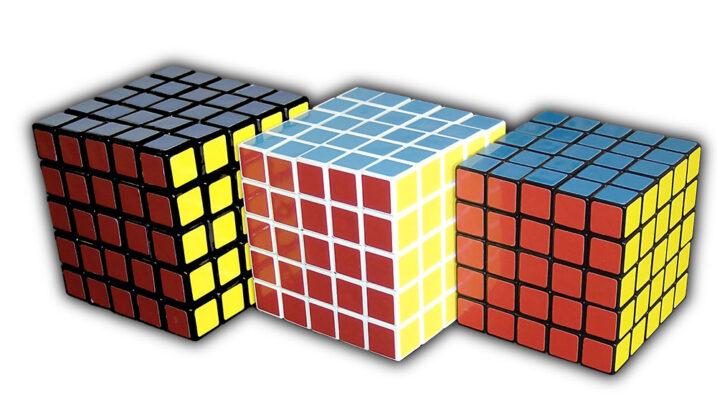 Cách giải rubik 5x5 -Giải đáp thắc mắc của triệu người chơi