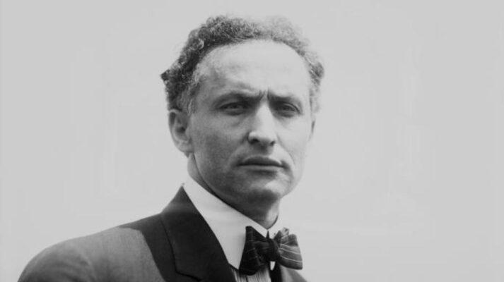 Thực hư về bậc thiên tài ảo thuật gia Harry Houdini